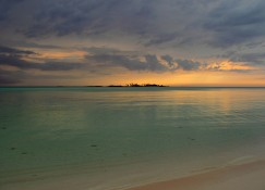 Stormy Sunrise at Gillam Bay