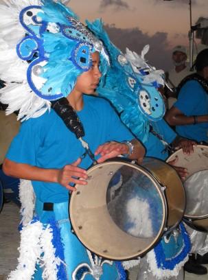 Forest Heights Junkanoo Performers 2013