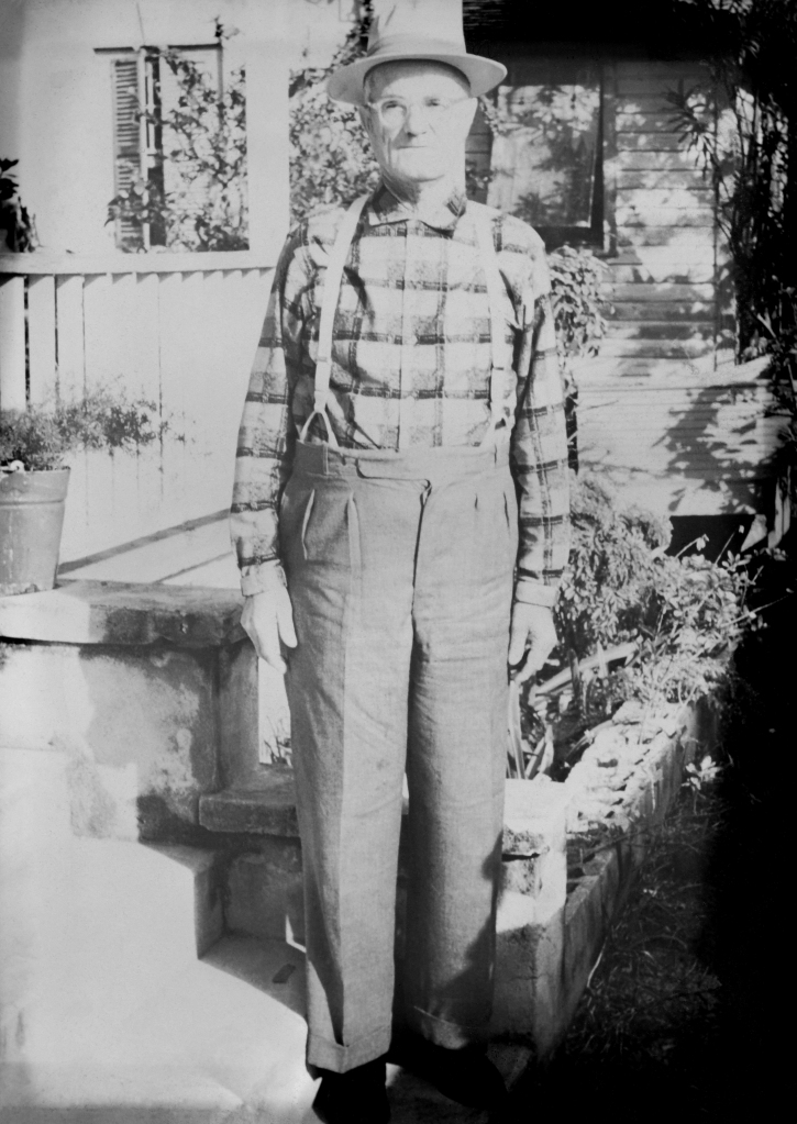 """Pa Herman"" Herman Thomas Curry 1890-1958"