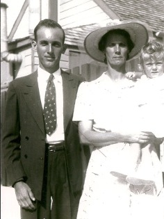 John Lowe, and his mother, Bessie Lowe