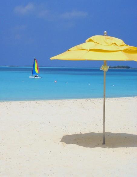 Treasure Cay Beach, Abaco, Bahamas, travel
