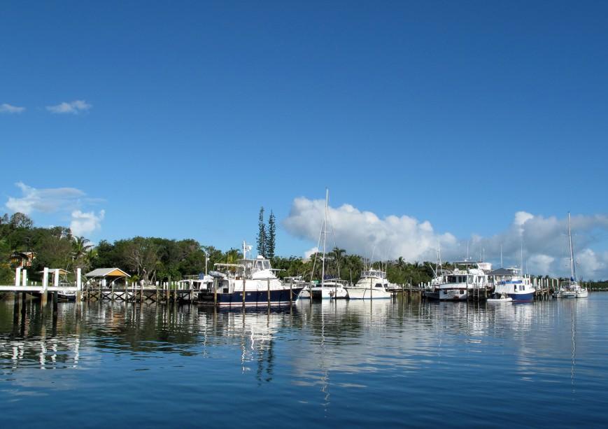 green turtle cay, abaco, bahamas, black sound, boats, marina