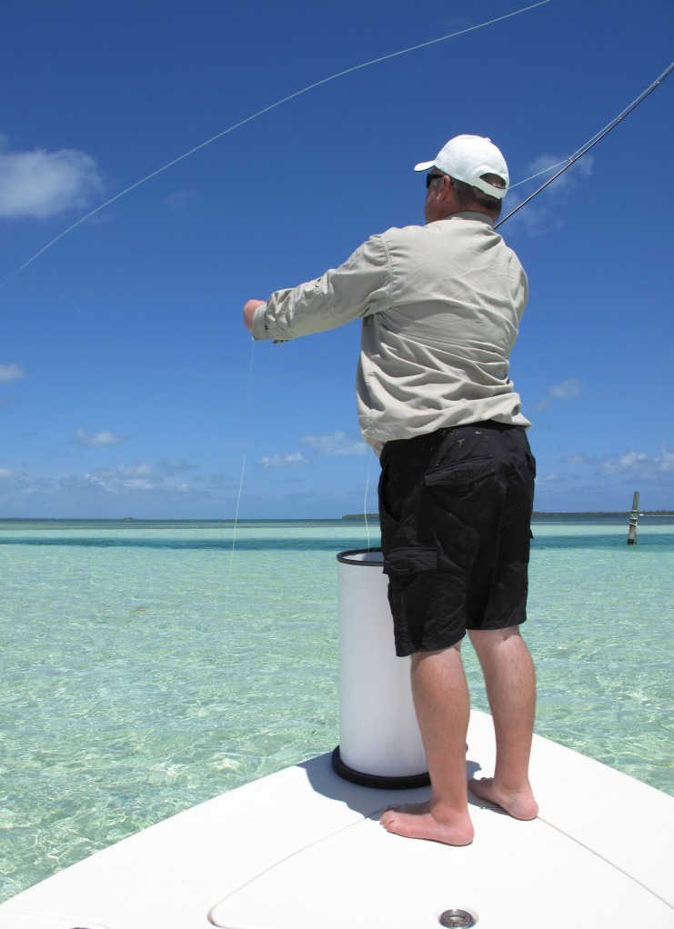 bahamas, abaco, green turtle cay, fly fishing, captain rick sawyer,