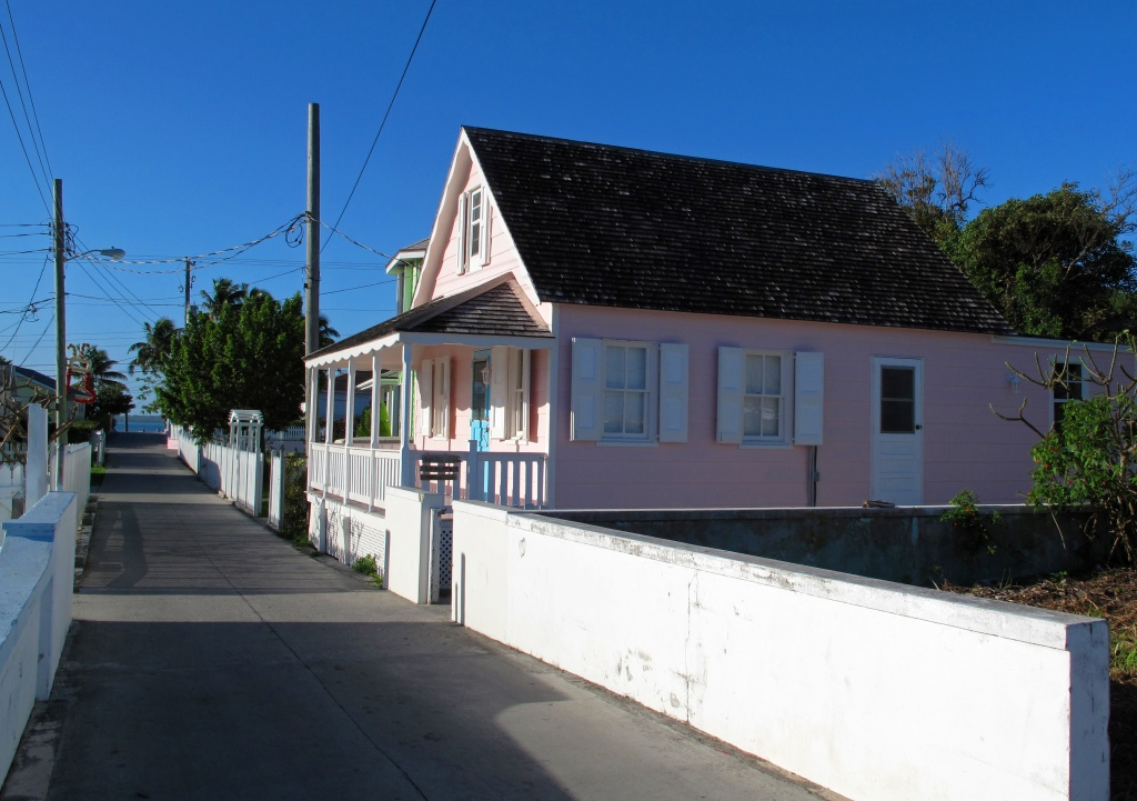 Pink House After 4