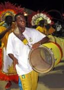 Junkanoo Musician