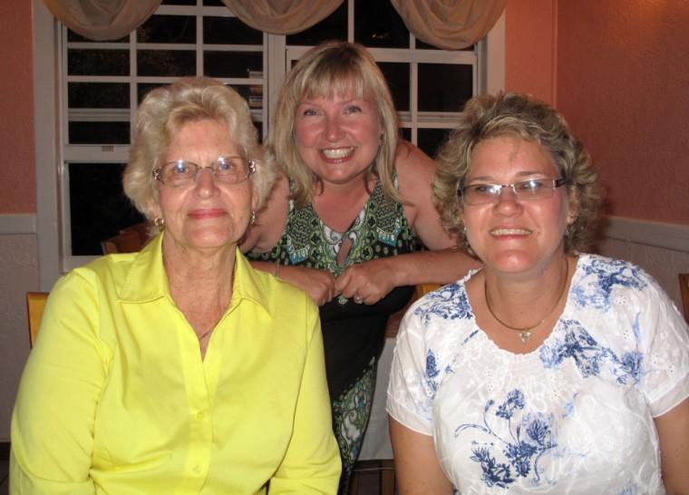 Marguerite Sawyer Mendelson, Me, Marie Sawyer Ochs