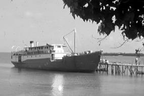 Abaco Bahamas Mailboat Stede Bonnet