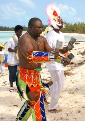 bahamas, abaco, green turtle cay, junkanoo, wedding