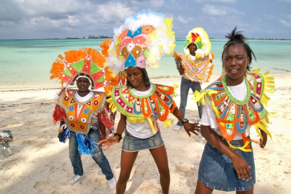 bahamas, abaco, green turtle cay, new plymouth, junkanoo, destination wedding
