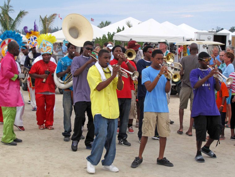 bahamas, abaco, green turtle cay, island roots heritage festival