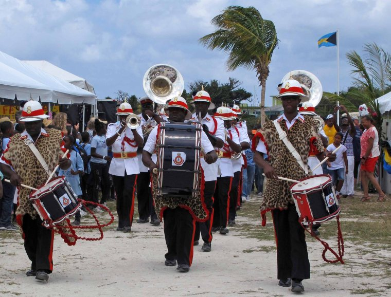 Royal Bahamian Police Marching Band