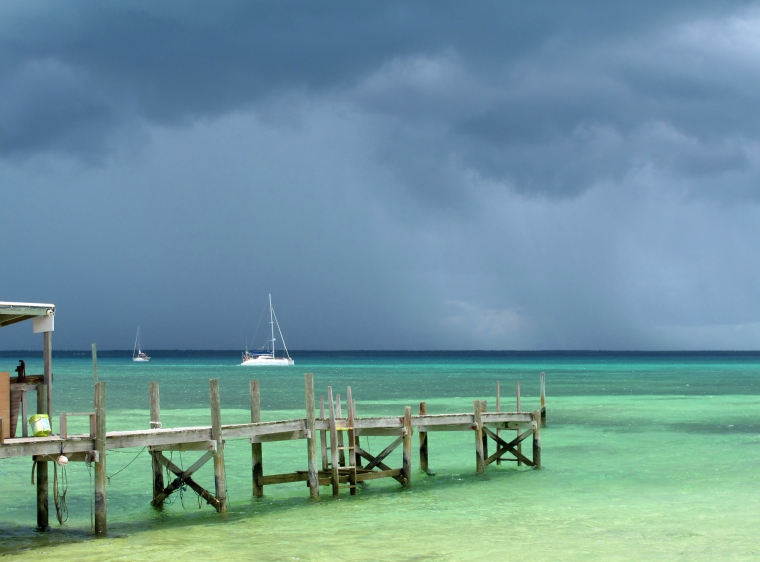 abaco, bahamas, green turtle cay, sailing, storm, weather, travel, photography