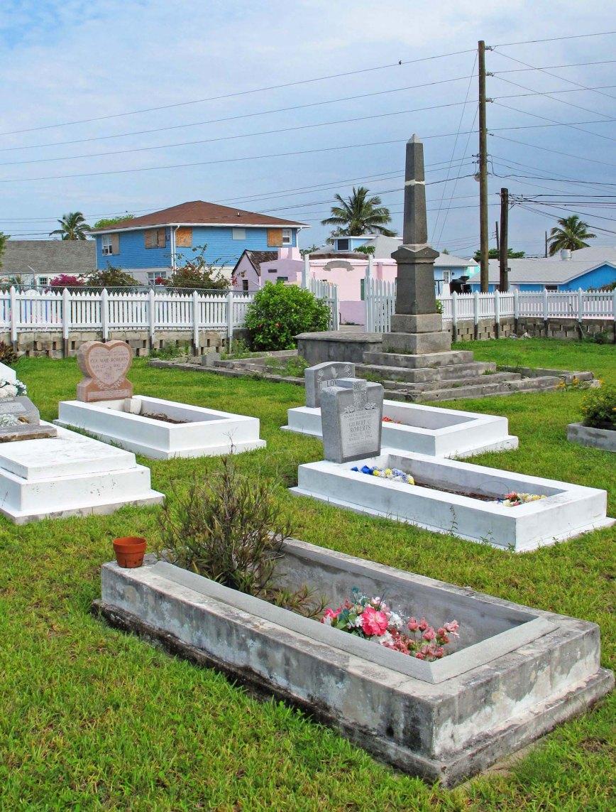 Green Turtle Cay Cemetery - Abaco, Bahamas