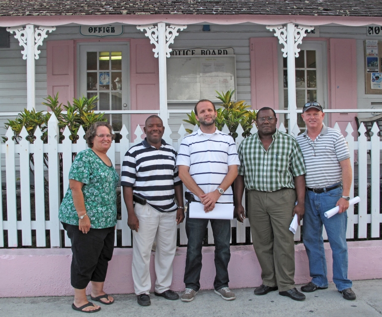 abaco, bahamas, election results, green turtle cay, town council