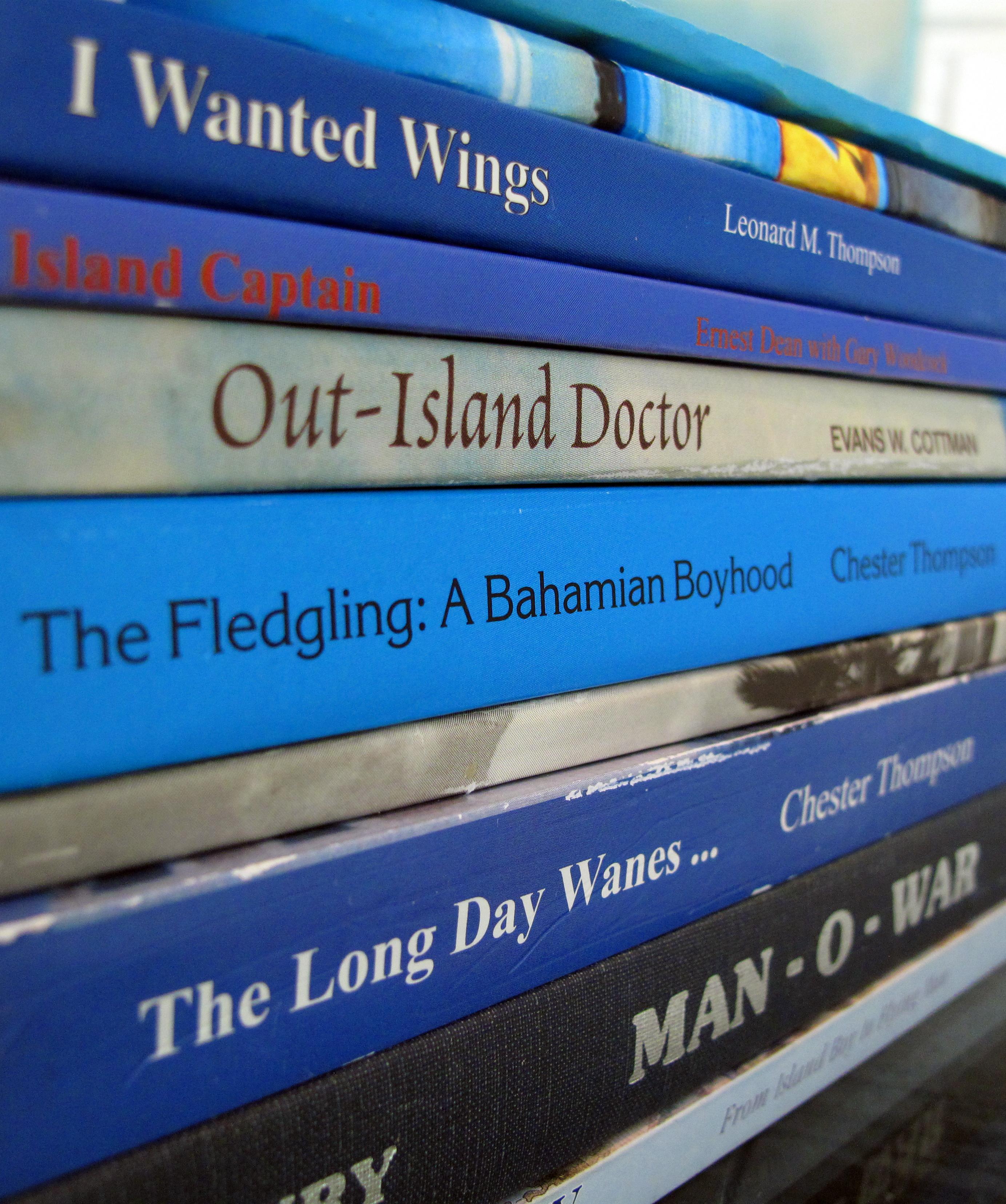bahamas, abaco, green turtle cay, autobiography, history, geneaology