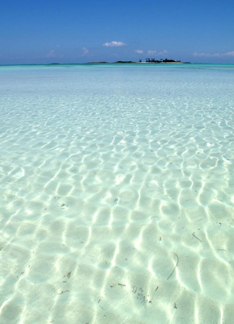 Gillam Bay, Green Turtle Cay, Bahamas