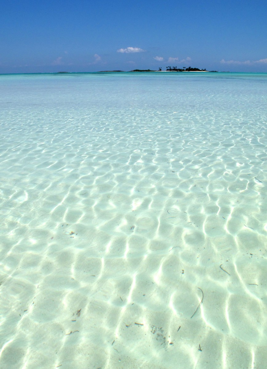 Gillam Bay, Green Turtle Cay, Bahamas
