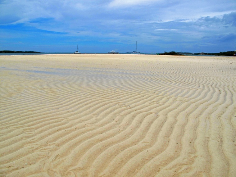 bahamas, abaco, hope town, tahiti beach