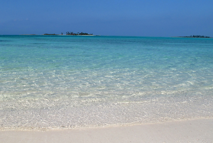 bahamas, abaco, green turtle cay, gillam bay, beach