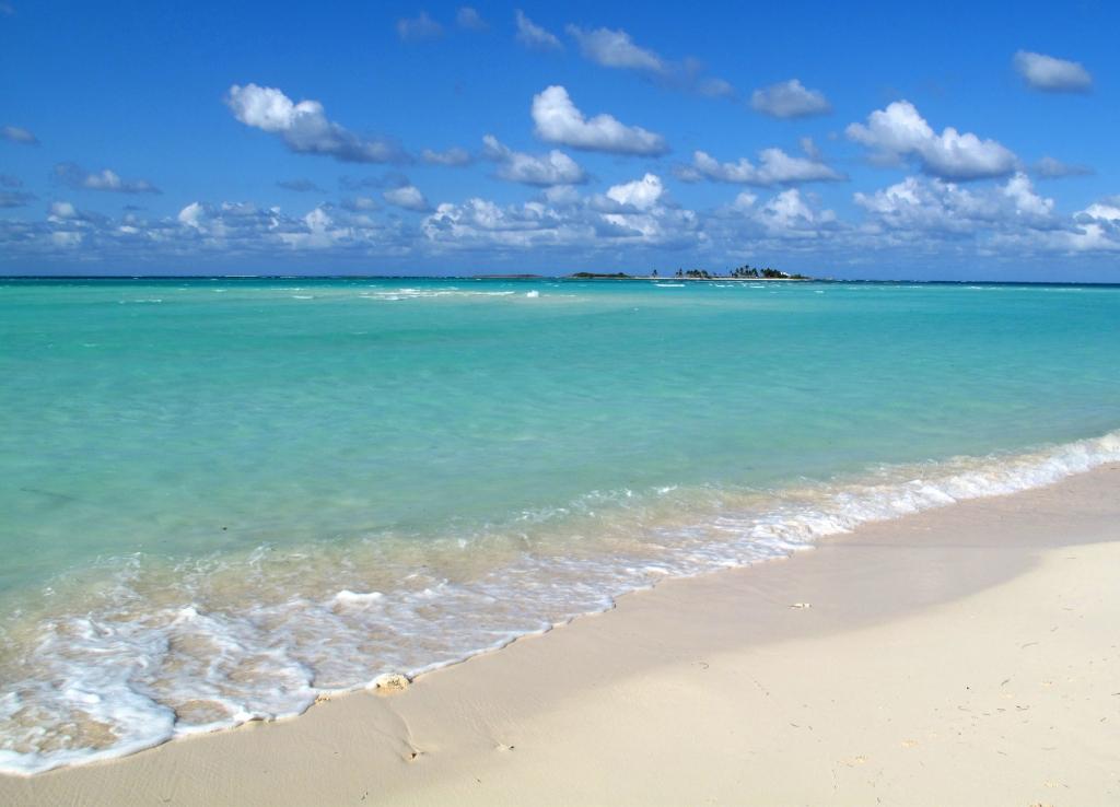 bahamas, abaco, green turtle cay, gillam bay, beach, pelican cay