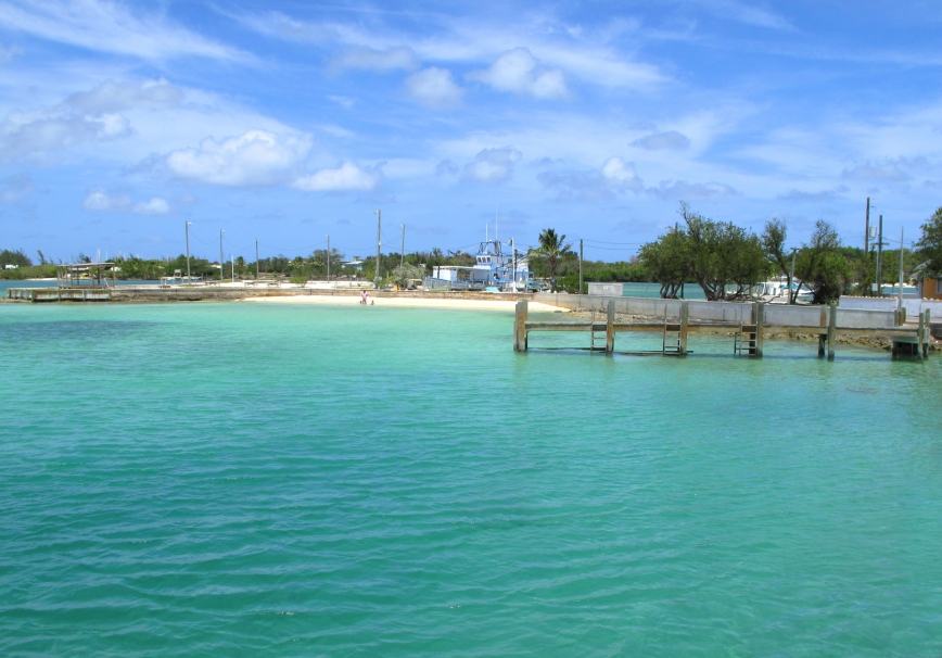 bahamas, abaco, green turtle cay, beach, new plymouth
