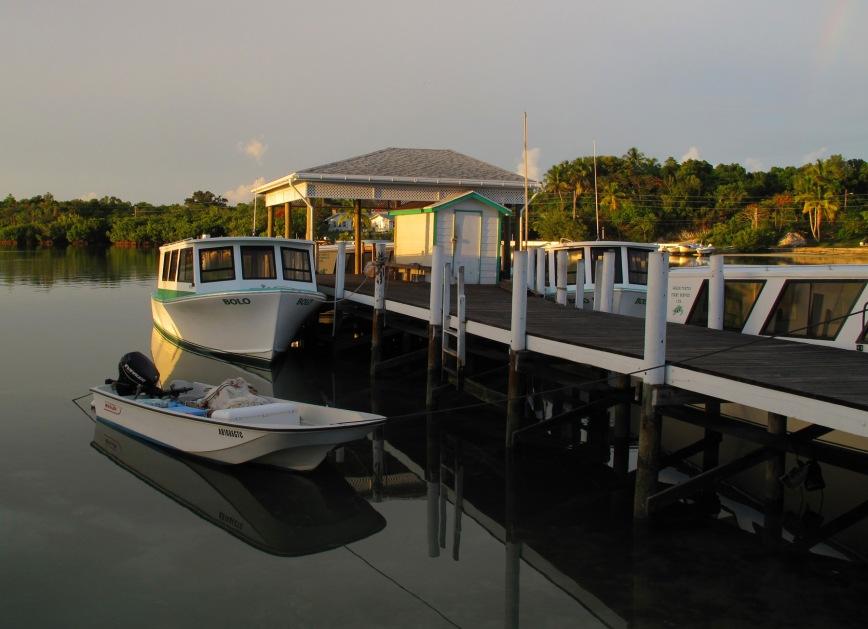 bahamas, abaco, green turtle cay, ferry