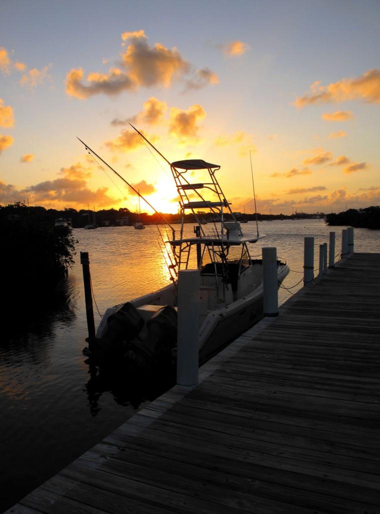 Van Dyke's Boat