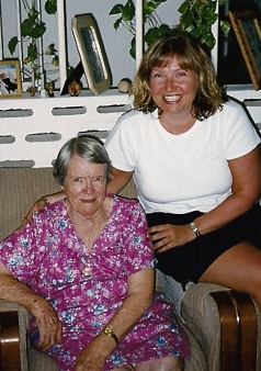 Ma and Me Late 1990s