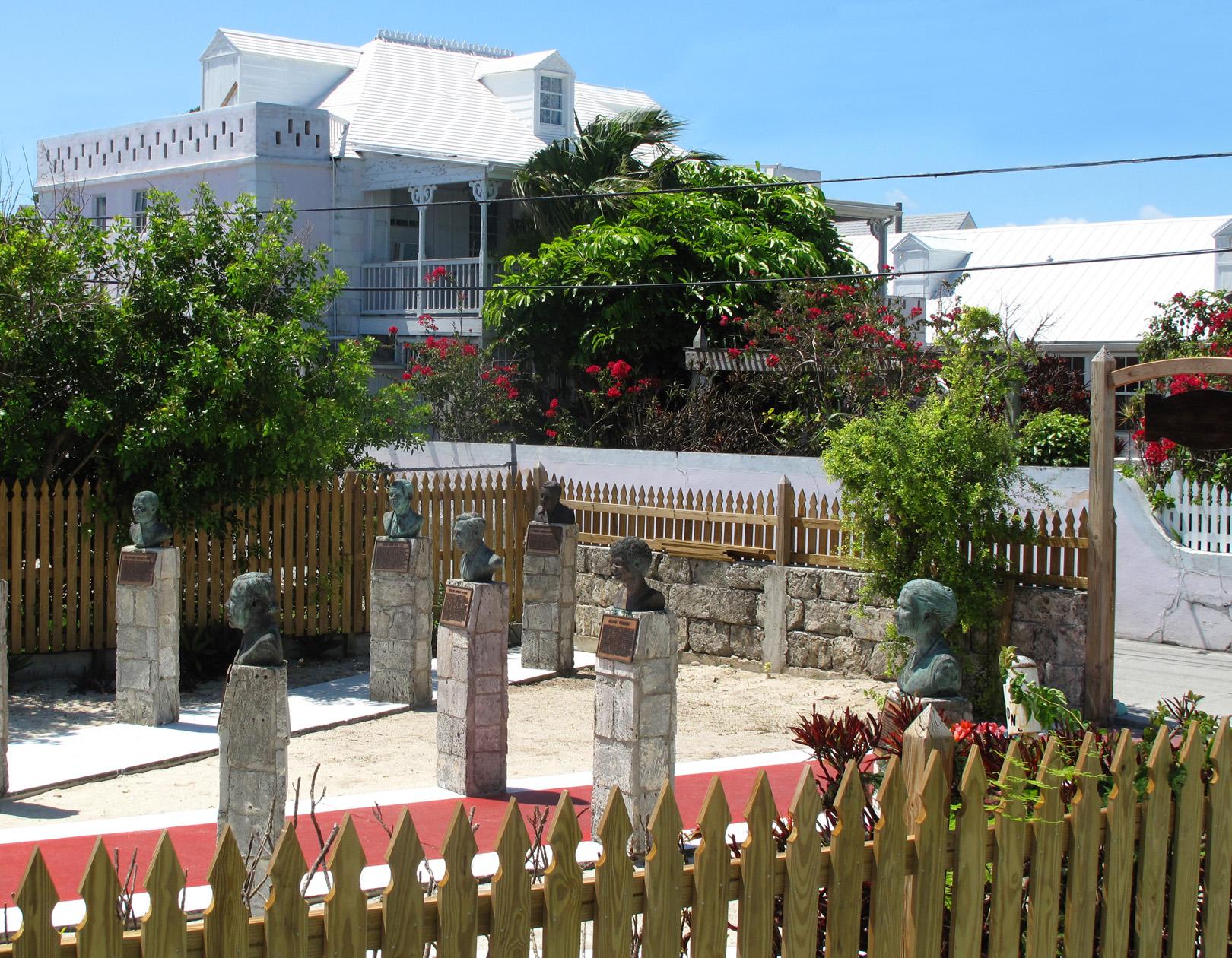 bahamas, abaco, green turtle cay, new plymouth inn
