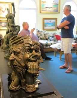bahamas, abaco, green turtle cay, james mastin, alton lowe, lowe art gallery