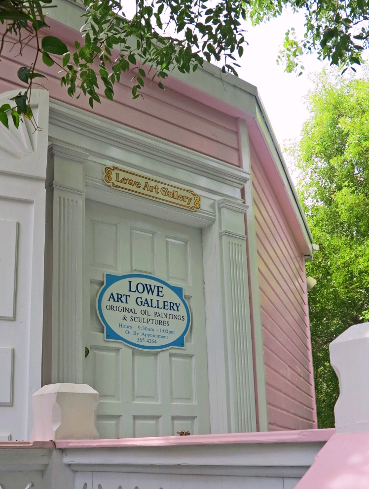 Green Turtle Cay's Lowe Art Gallery Opens for the Season