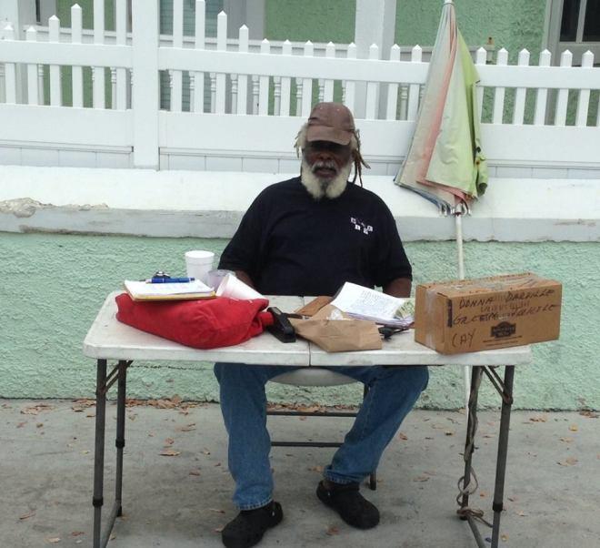 abaco, bahamas, green turtle cay, winkie