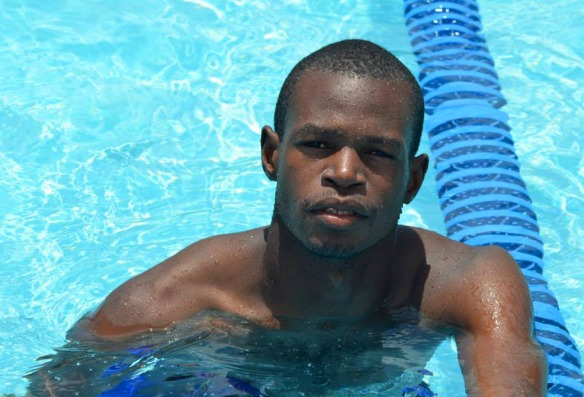 Deron Forbes, bahamas, special olympics, world games