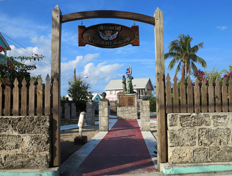 Memorial Sculpture Garden - Green Turtle Cay, Abaco, Bahamas