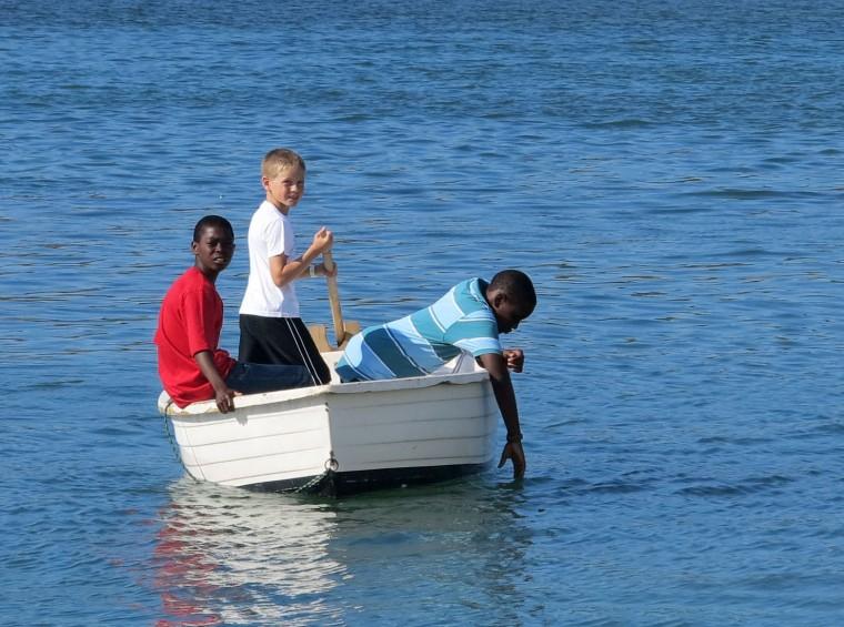 bahamas, abaco, green turtle cay, boating