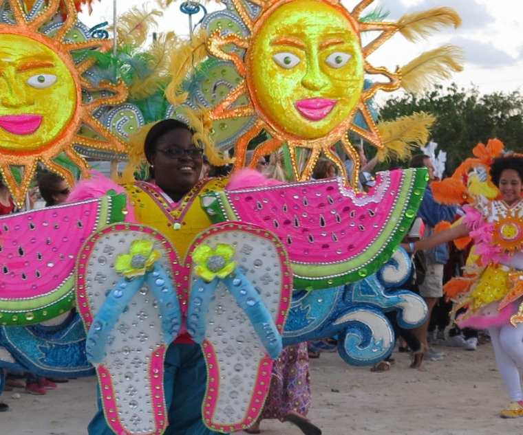 bahamas, abaco, green turtle cay, junkanoo, island roots, forest heights academy