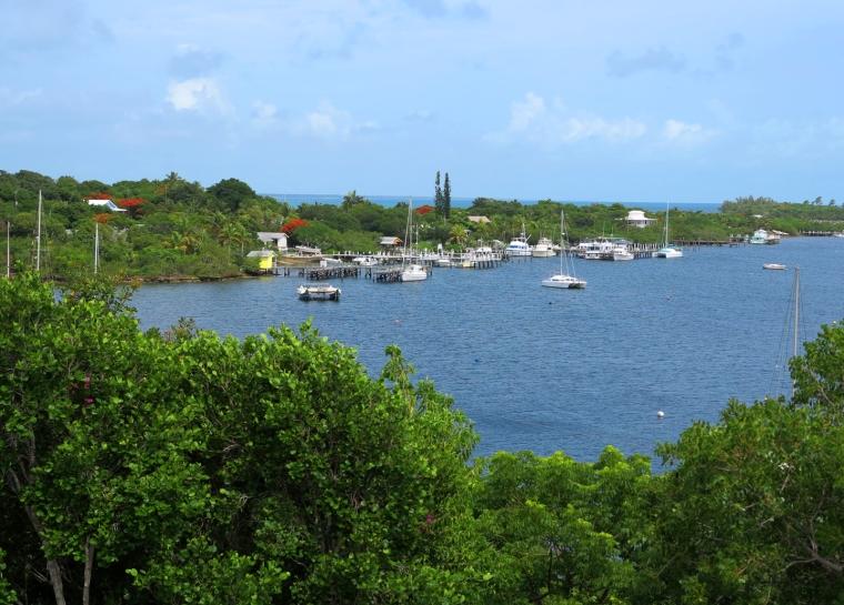 Black Sound, Green Turtle Cay, Abaco, Bahamas.