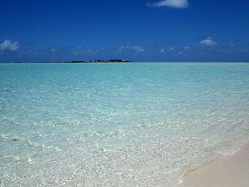 Gillam Bay, Green Turtle Cay, Abaco, Bahamas.