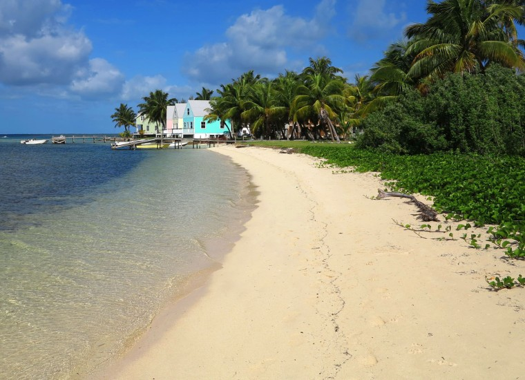 South beach, New Plymouth, Green Turtle Cay