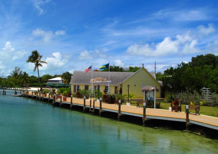 bahamas, abaco, green turtle cay, green turtle club