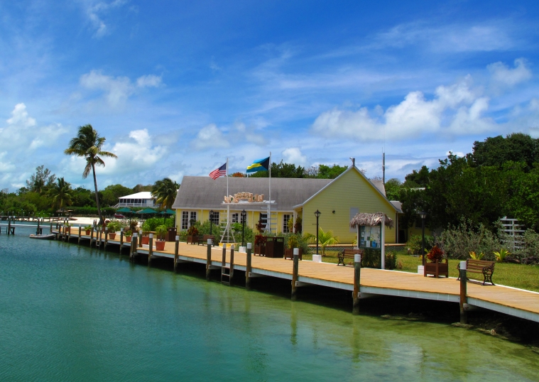 bahamas, abaco, green turtle cay, green turtle club