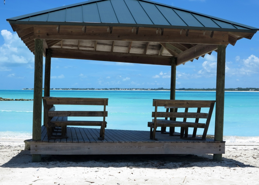 Treasure Cay Beach, Abaco, Bahamas.