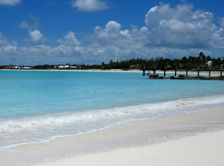 Treasure Cay Beach, Abaco, Bahamas