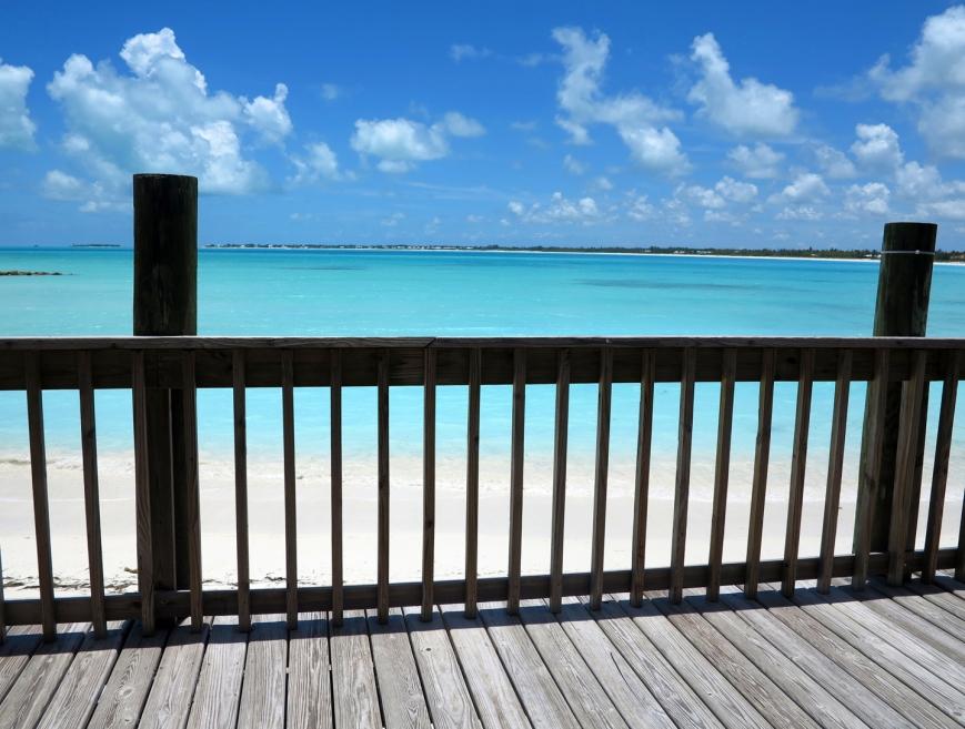 Treasure Cay, Abaco, Bahamas