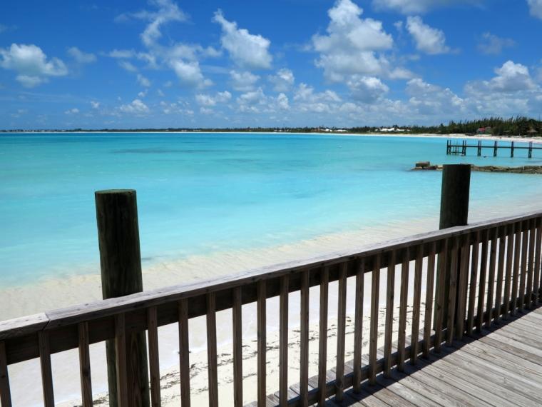 bahamas, abaco, treasure cay, beach