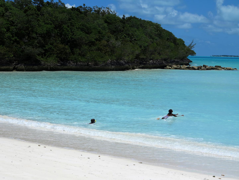 Treasure Cay Beach, Abaco, Bahamas
