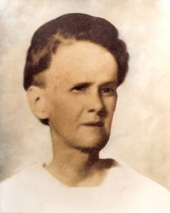 Margaret Eunice Albury nee Key