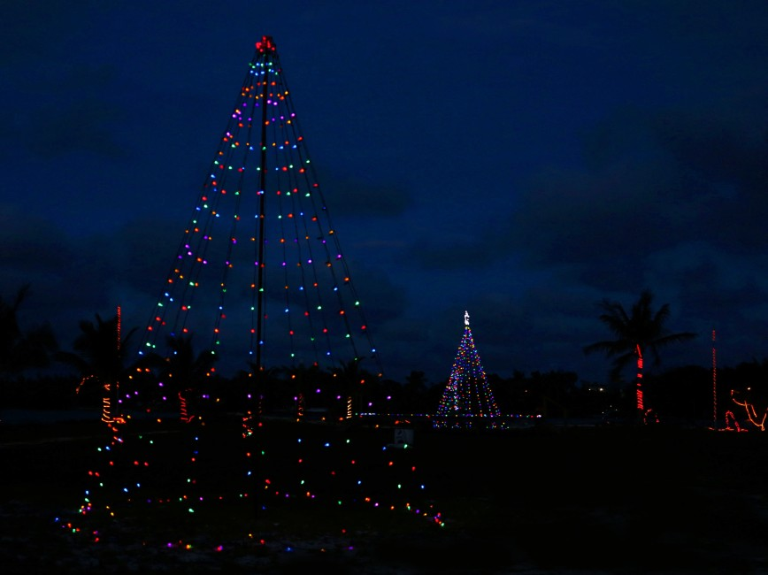 bahamas, abaco, green turtle cay, festival of lights