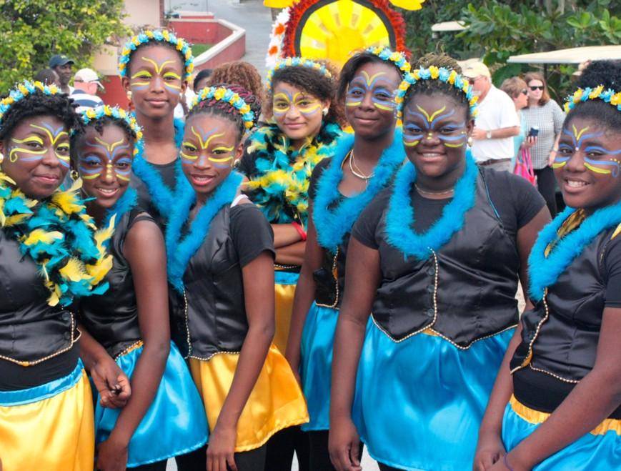 Bahamas, abaco, green turtle cay, junkanoo, kelsi farrington