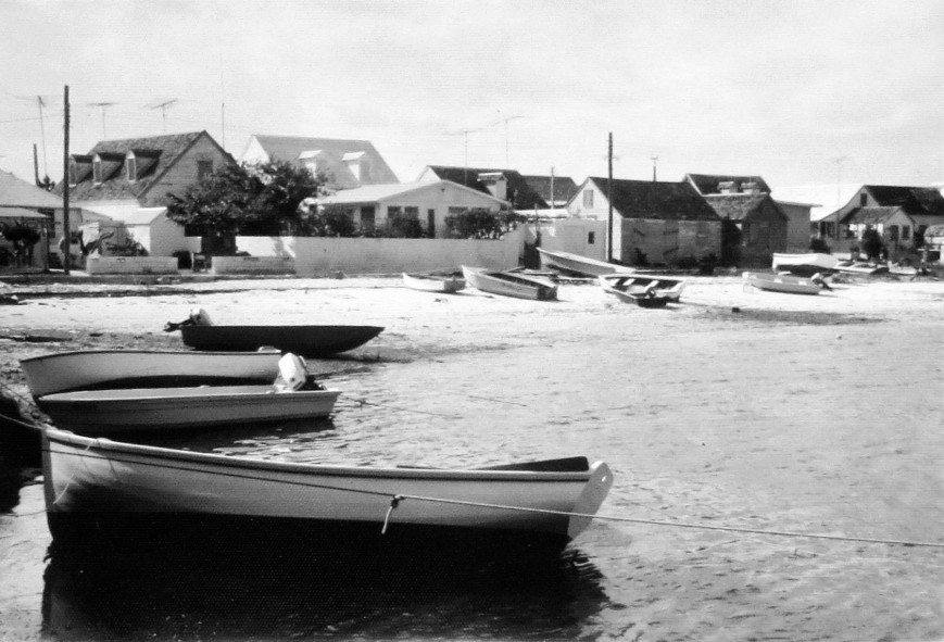 "The first of my ""Museum Monday"" postings of historical Abaco photographs. Who knows where this one was taken?"